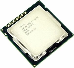 Intel Core i7-2600K 3.4-3.8 GHz Sandy Bridge SR00C socket 1155