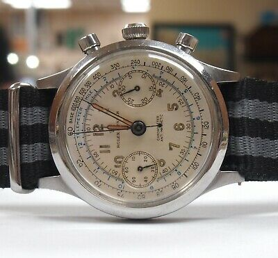 Men's Rolex Prisoner of War #3525 Chronograph 35mm Incredibly Rare All Original