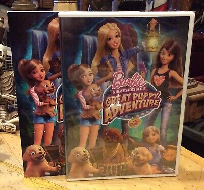 Barbie and Her Sisters In The Great Puppy Adventure (Barbie And Sisters In The Great Puppy Adventure)