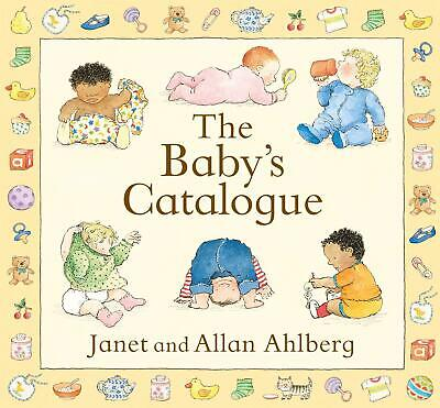 llan Ahlberg (Baby Katalog)