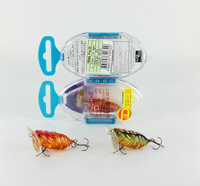 River2Sea Buggy Pop 35 best quality surface fishing lure, ultra light realistic