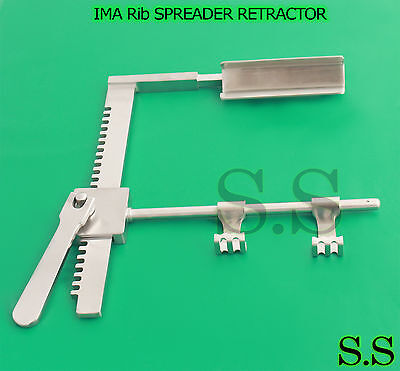 Ima Rib Spreader Retractor Surgical Instruments