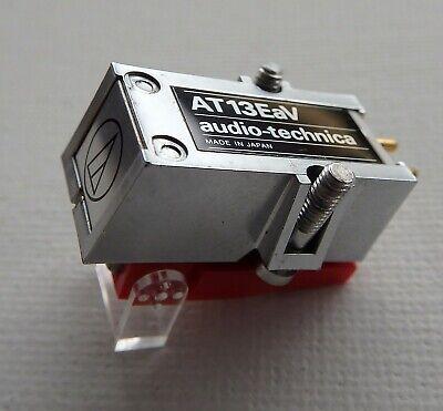 Audio Technica AT 13 EaV Tonabnehmer System 1/2
