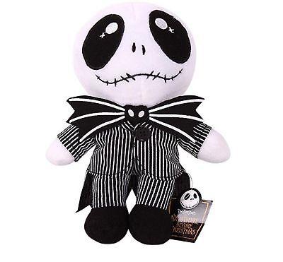 "Nightmare Before Christmas Baby Standing Jack Skellington 9"" Plush Doll Top Gift"