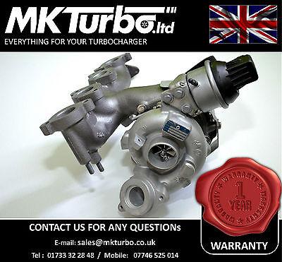 VW AUDI SEAT SKODA 2.0 Tdi CR CBAB/CBDA/CBDB 03L253056A  TURBO turbocharger
