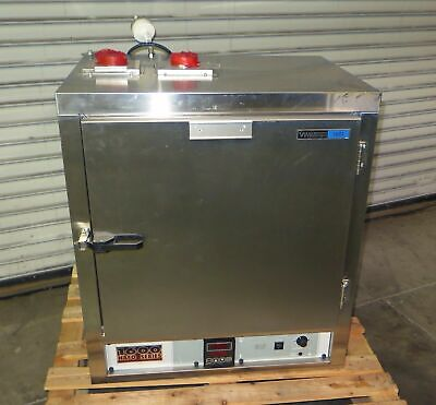 Vwr Sheldon Model 1601 Hafo Oven 1600 Series Part No 9070500 Bench Top Cleanroom