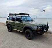 Toyota Landcruiser 80 series with RWC fully equipped Brisbane City Brisbane North West Preview