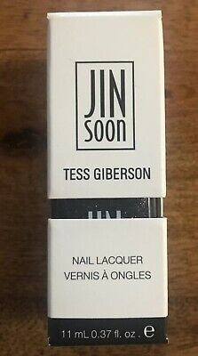 - JIN SOON Jinsoon Nail Lacquer Polish in Nocturne Gray/Black Metallic Finish