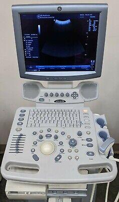 Ge Logiq P5 2013 Ultrasound System W2 Probes 9l Linear 4c Convex