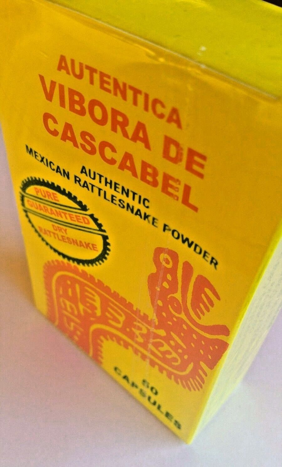 3 Rattlesnake Vibora de Cascabel 150 Capsules + 3 Jabon Vibora Cascabel 4.93 oz 8