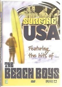 SURFING USA FEATURING THE HITS OF THE BEACH BOYS DVD