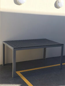 Outdoor dining table Waverley Eastern Suburbs Preview