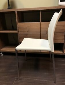 Brand New Modern Dining Chairs (sold as 4)