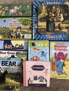 Children's Puzzle & Variety Of Learning Books.