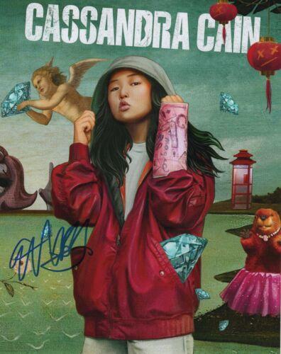 Ella Jay Basco Harley Quinn Autographed Signed 8x10 Photo COA 2020-3