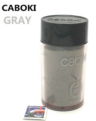 Caboki GRAY Hair Loss Concealer Hair Fibers 30g in old version for sale  Shipping to India