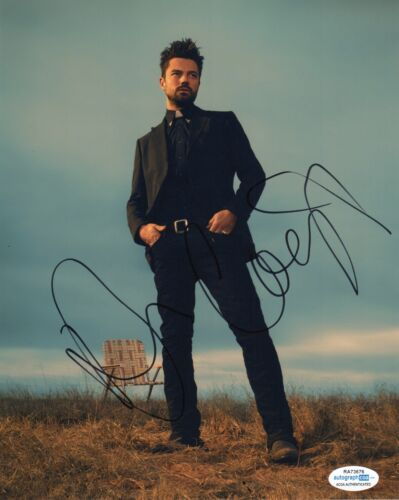 Dominic Cooper Preacher Autographed Signed 8x10 Photo ACOA #3