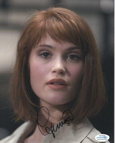 Gemma Arterton Bond Autographed Signed 8x10 Photo ACOA
