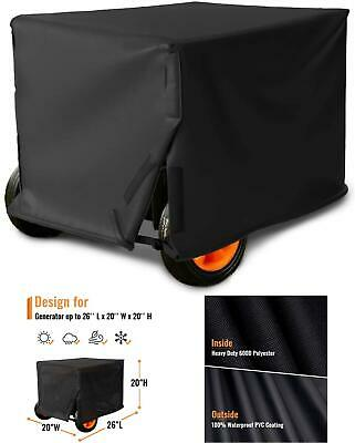 Portable Generator Cover For 30003500400045005000 Watt 26 X 20 X 20 Inch