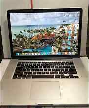 "Macbook pro retina 15"" mid 2012 Oakwood Inverell Area Preview"
