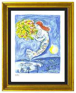 Marc Chagall Signed & Hand-Numberd Ltd Ed