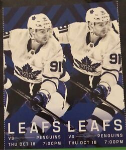 Leafs Tickets