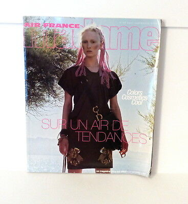 Air France November 2002 Fashion Contemporary 2000's Clothes Tendances LB4