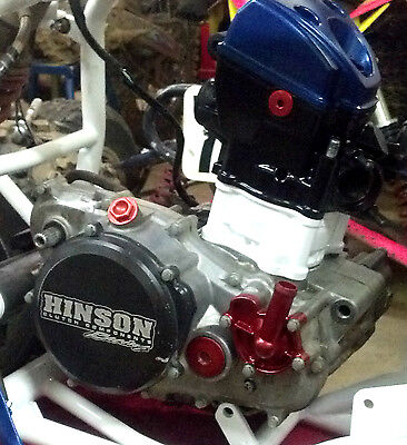 Honda CRF 250R Engine Rebuild Service CRF250R Experienced - Parts & Labor