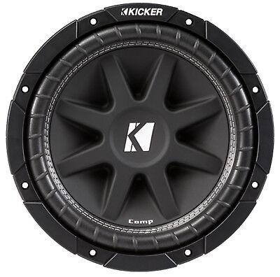 Kicker Comp C124  300W Peak  12 Comp Series Single 4-Ohm Sub