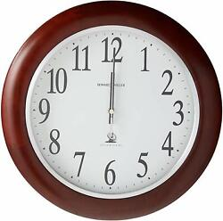 Howard Miller Murrow Wall Clock 625-259 – Modern Atomic & Radio Control Movement