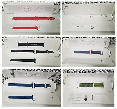 $49 Authentic & Genuine Apple Watch Apple Nike Sport Band  38MM 40MM 42MM 44MM