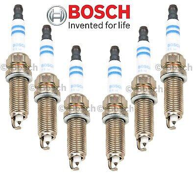 - Set of 6 Spark Plug Bosch Double Platinum 8213 For Chrysler Dodge Plymouth VW V6