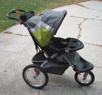 Baby Trend Expedition ELX jogging stroller, complete; front wheel swivel option segunda mano  Embacar hacia Mexico