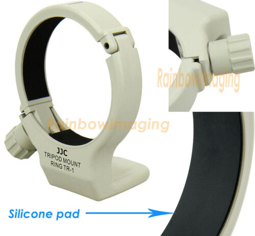 JJC Tripod Mount Ring for Canon EF 70-200mm f/4L IS Lens replaces Ring A-2