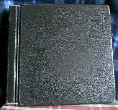 Rapidlock Vintage Ledger Book With 80 Insurance Business Pages Tab Dividers