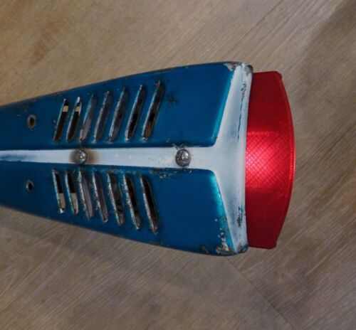 Complete working rack tail light for vintage 1964-65 Spaceliner Deluxe bicycle
