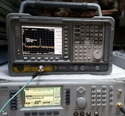 Agilent E4404b 10 Opts Preamp Phase Noise 6.7ghz Spectrum Analyzer Esa-e Hp