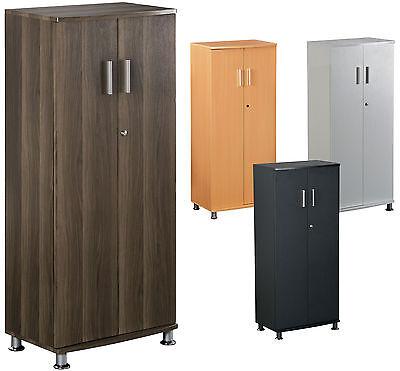 3 Shelf Cupboard Storage with Lock Furniture for Home Office Piranha Bonito PC 6