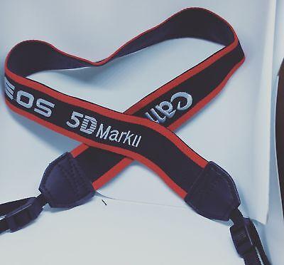 for Canon EOS 5D Mark II New YU Camera Neck Belt Strap  Shoulder