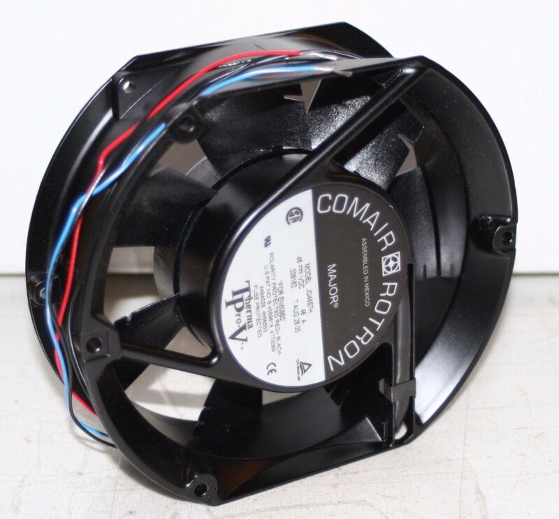 48 VDC Axial Fan Comair Rotron JQ48S7H 039162