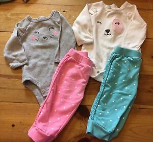 Like new 6 month clothing