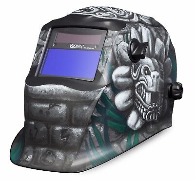 Lincoln Electric Viking 1840 Aztec Auto Darkening Welding Helmet K4175-3