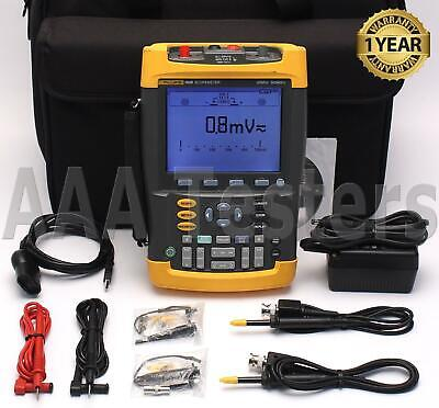 Fluke 192b Scopemeter Oscilloscope Scope Meter 192b003 192