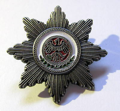 PIN Schwarzer Adler Orden Preussen***P-363*** NEU! NEU!