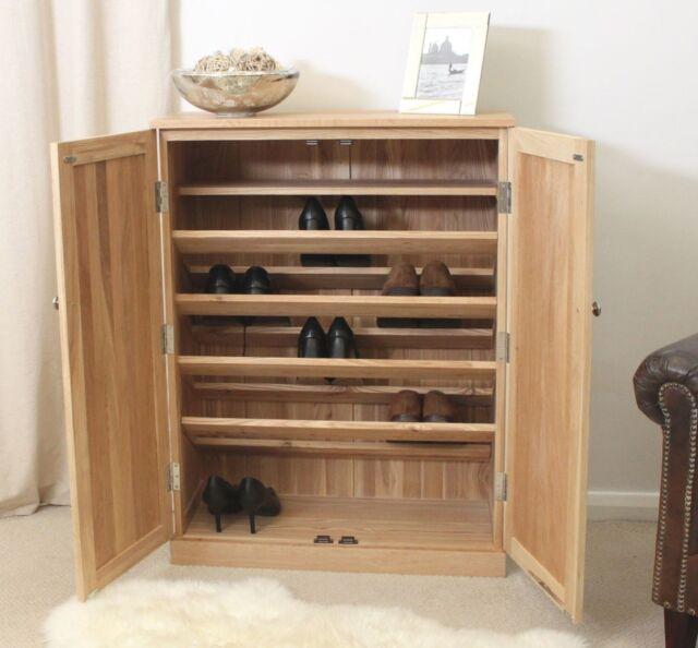 mobel solid oak furniture large shoe storage cupboard mobel solid oak dvd