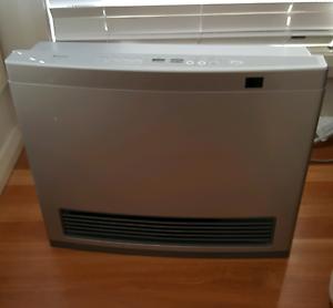 Rinnai Portable Gas Convection Heater for LPG gas Kiama Kiama Area Preview
