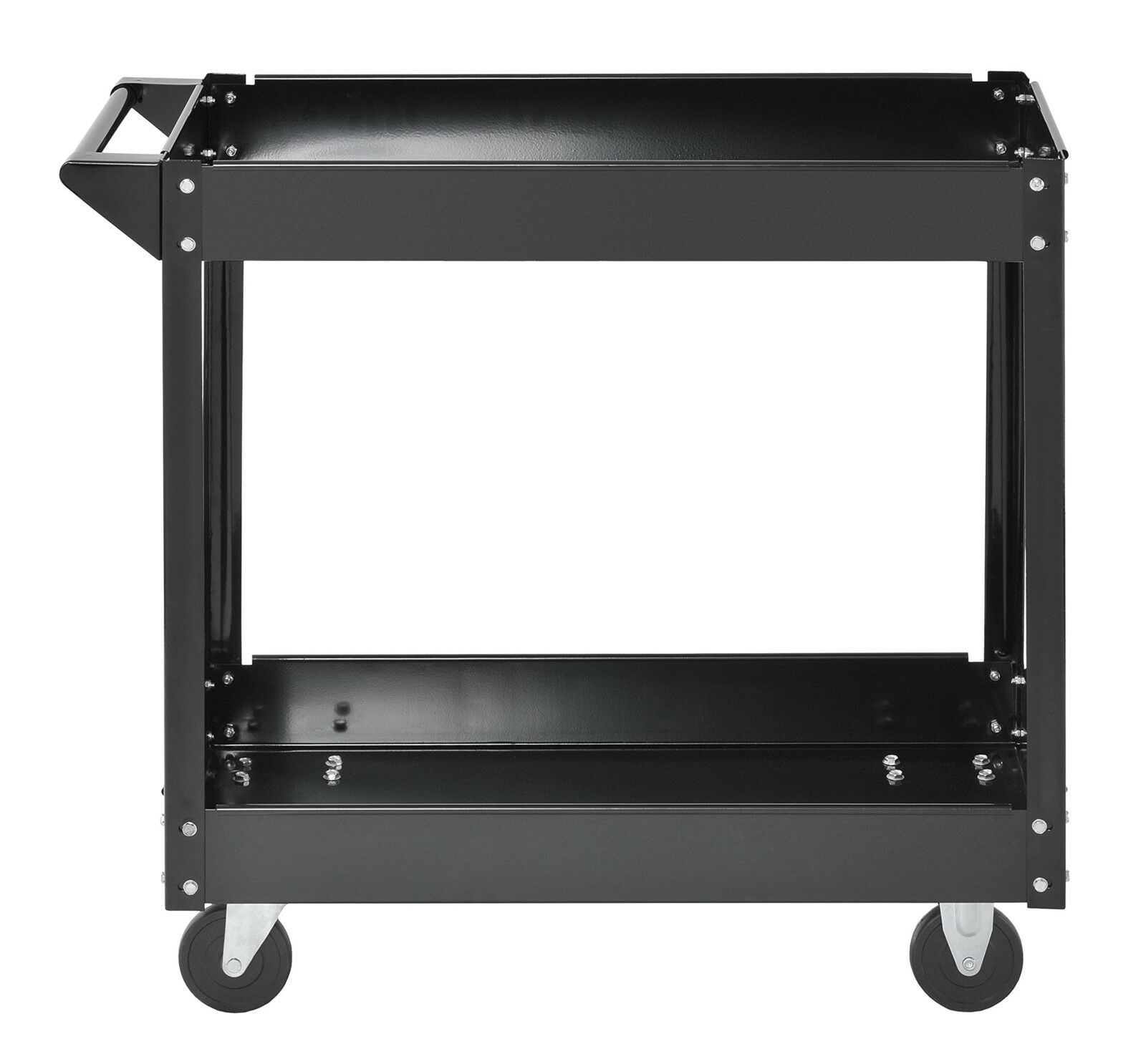 Shelf Heavy Duty Workshop Garage Storage Tool & Parts Trolle