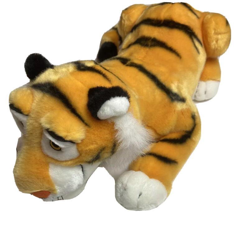 Rajah Tiger Custom Magnetic Shoulder Pal Accessory Classic Plush Toy Aladdin New