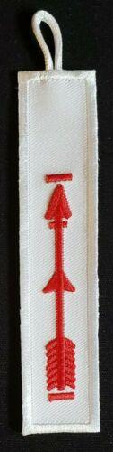 Boy Scout Order of the Arrow OA Pocket Sash Vigil