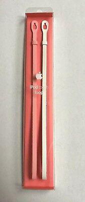 Original Apple Ipod Touch 5te Generation Schleifen Paar der Riemen Rosa und Weiß Ipods Touch Der 5. Generation